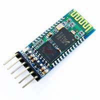 HC-05 Bluetooth Serial Transceiver