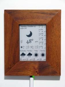 WeatherDisplay